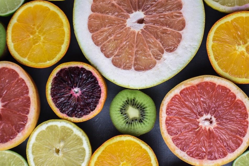 フルーツのもつ健康効果