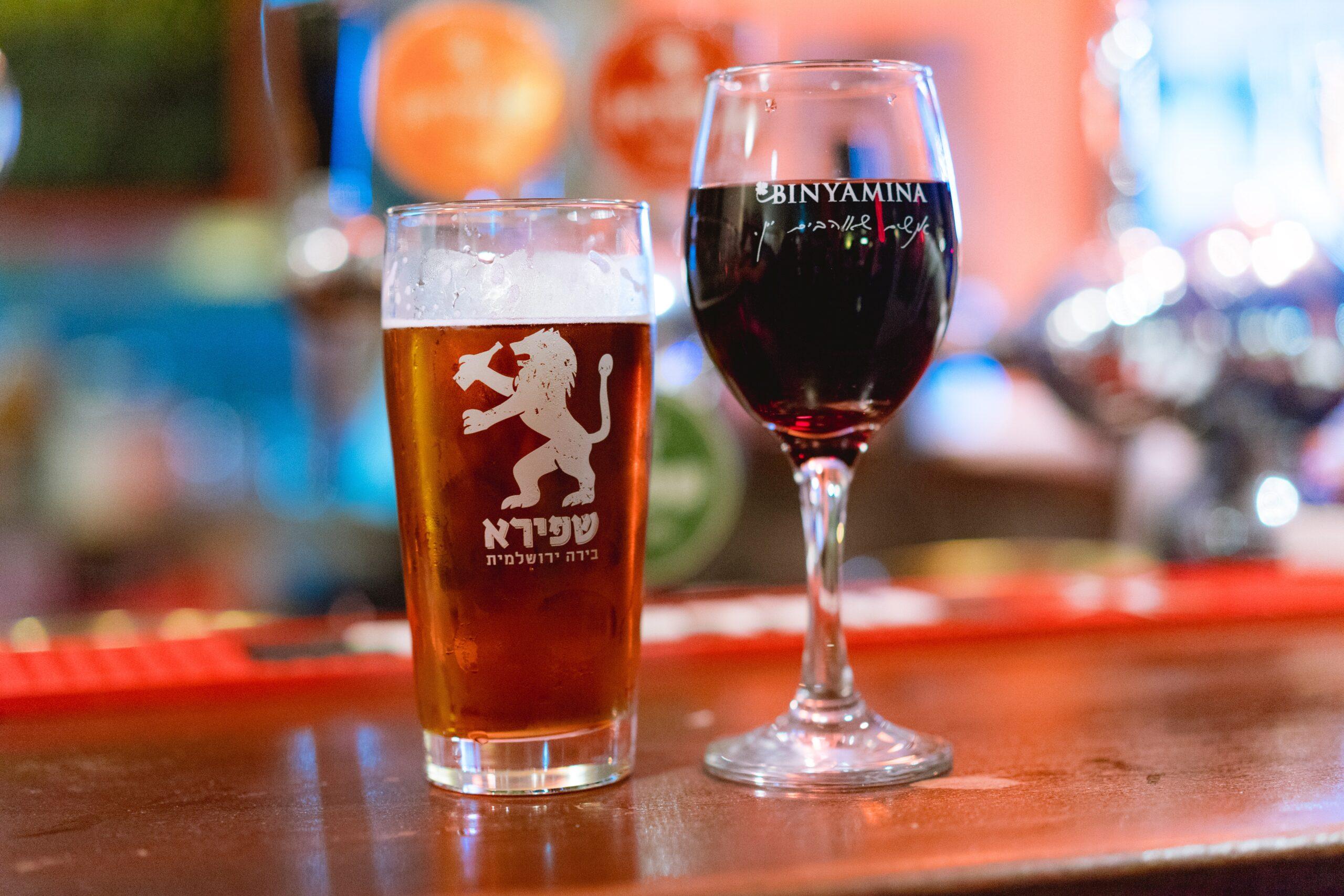 ビールかワイン、ワインを飲むべき?