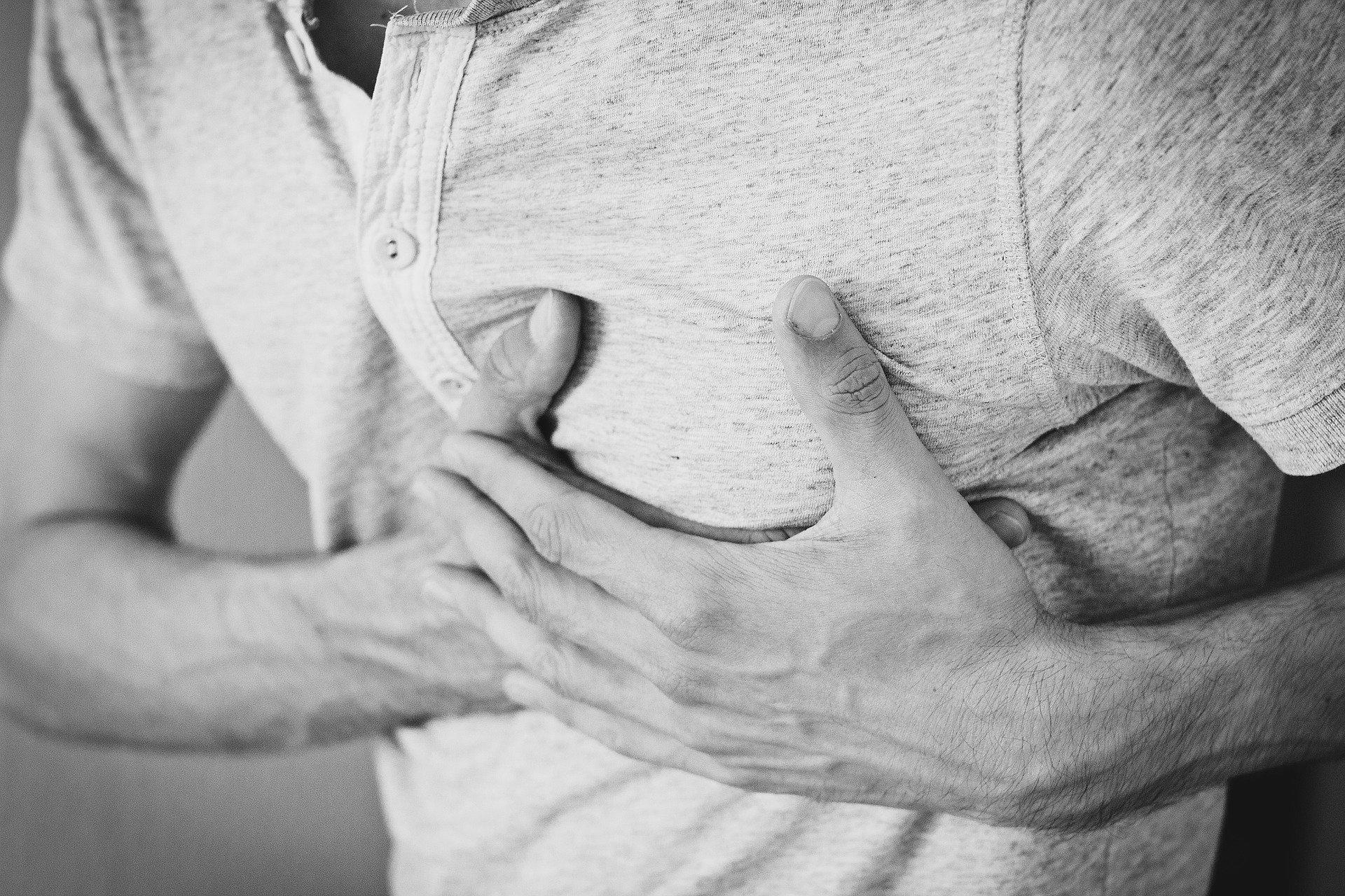 狭心症と心筋梗塞の違い